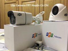 Lắp Camera FPT Huyện Củ Chi