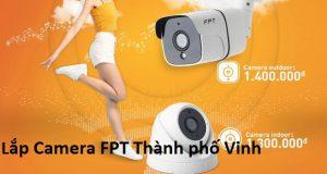 Lắp Camera FPT Thành phố Vinh