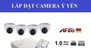 Lắp Camera FPT Huyện Ý Yên