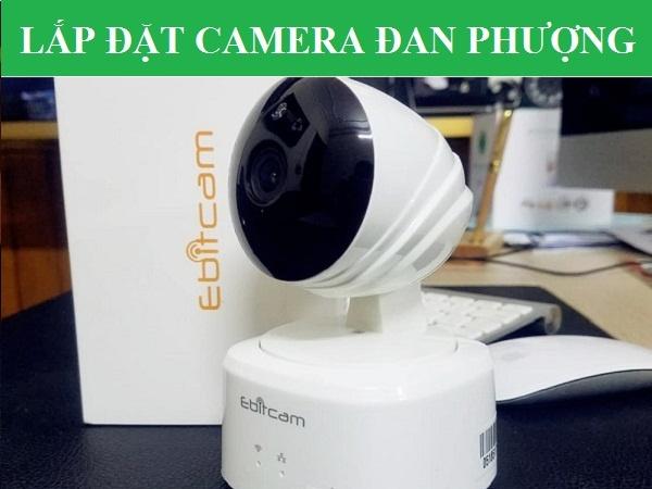 Lắp Camera FPT Huyện Đan Phượng