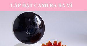 Lắp Camera FPT Huyện Ba Vì