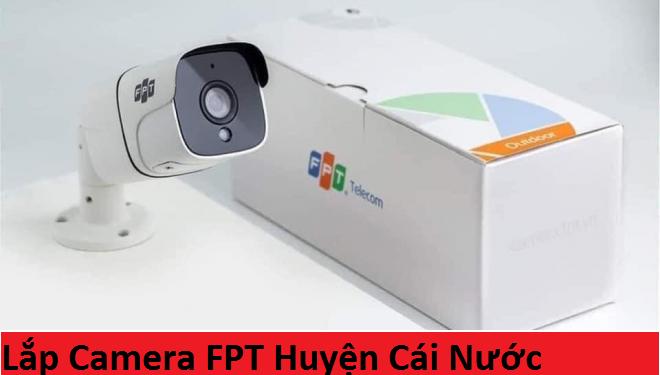 Lắp Camera FPT Huyện Cái Nước