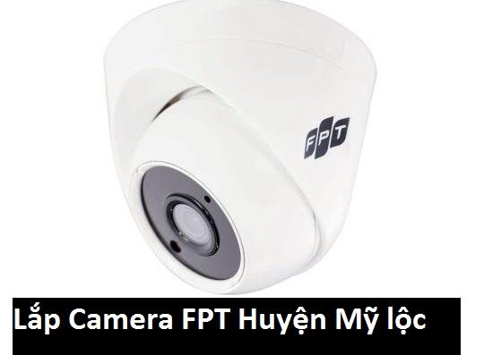 Lắp Camera FPT Huyện Mỹ lộc