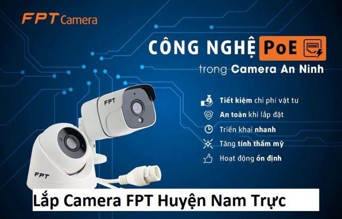 Lắp Camera FPT Huyện Nam Trực