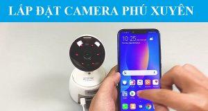 Lắp Camera FPT Huyện Phú Xuyên