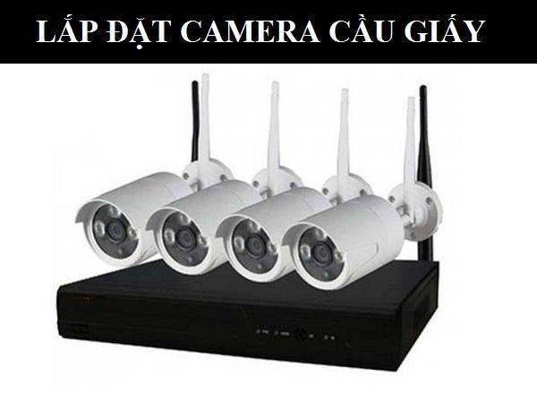 Lắp Camera FPT Quận Cầu Giấy