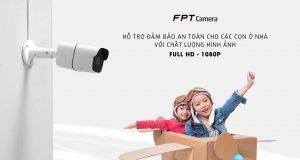 Lắp Camera FPT Quận Hoàng Mai