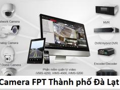 Lắp Camera FPT Thành phố Đà Lạt