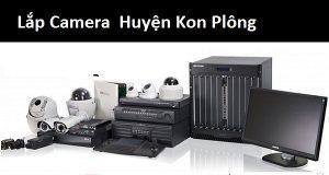 Lắp Camera Huyện Kon Plông