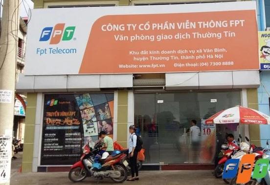 Lắp Internet FPT Huyện Thường Tín