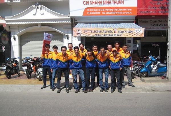 Lắp Internet FPT Phan Rang - Tháp Chàm