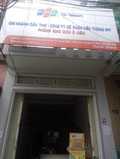 Lắp Internet FPT Quận Ô Môn