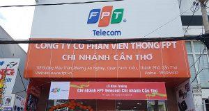 Lắp Internet FPT Quận Ninh Kiều