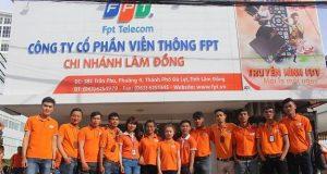 Lắp Internet FPT Thành phố Đà Lạt