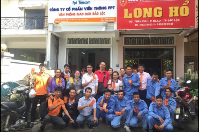 Lắp Internet FPT Thành phố Bảo Lộc