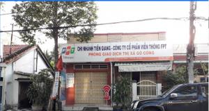 Lắp Internet FPT Thị Xã Gò Công