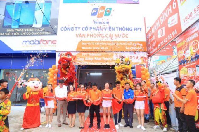 Lắp Internet FPT huyện Cái Nước