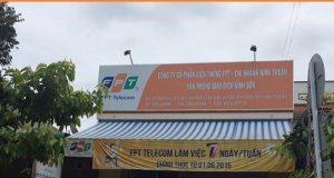 Lắp Internet FPT huyện Ninh Sơn