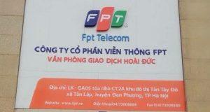 Lắp internet FPT Huyện Đan Phượng