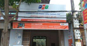 Lắp internet FPT Huyện Ba Vì