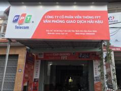 Lắp internet FPT Huyện Hải Hậu