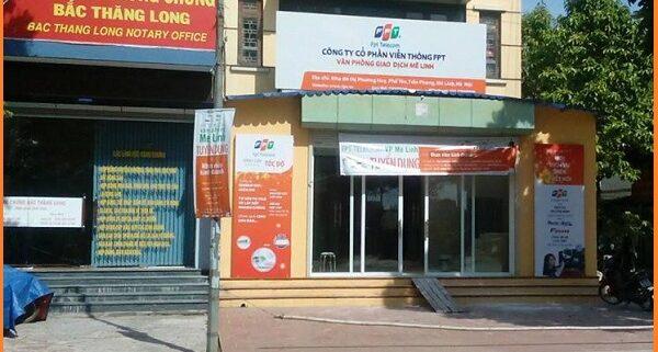 Lắp internet FPT Huyện Mê Linh