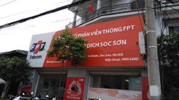 Lắp internet FPT Huyện Sóc Sơn