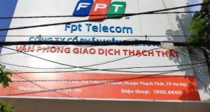 Lắp internet FPT Huyện Thạch Thất
