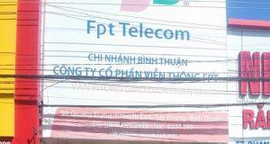 Lắp internet FPT Huyện Tuy Phong
