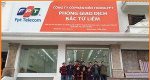 Lắp internet FPT QuậnBắc Từ Liêm