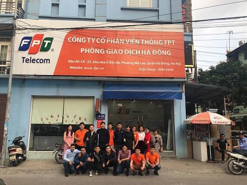 Lắp internet FPT Quận Hà Đông