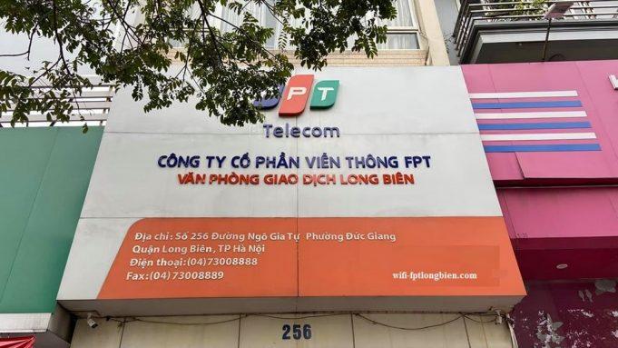 Lắp internet FPT Quận Long Biên