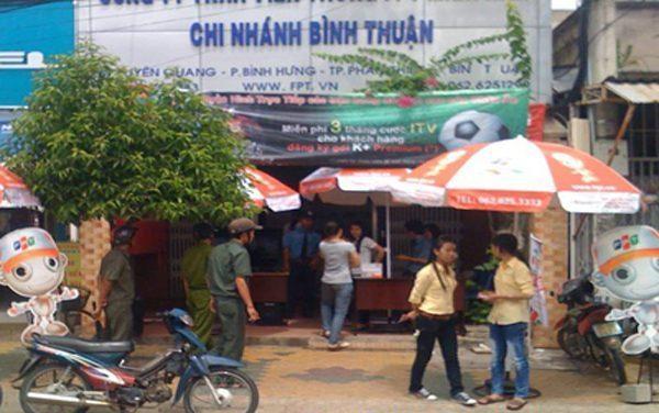 Lắp internet FPT Thành phố Phan Thiết