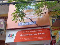 Lắp internet FPT Huyện Tiền Hải
