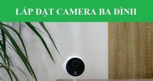Lắp Camera FPT QuậnBa Đình