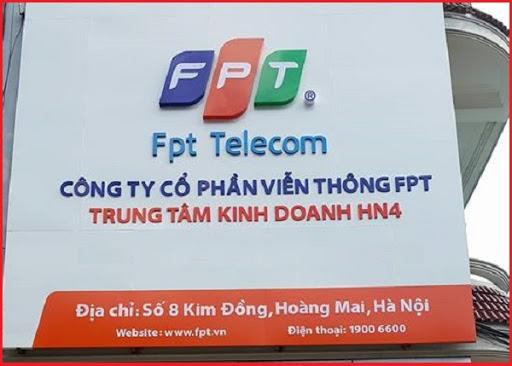 Lắp internet FPT Quận Hoàng Mai