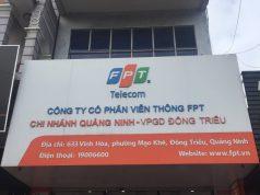 Lắp internet FPT Thị Xã Đông Triều