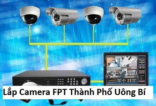 Lắp Camera FPT Thành Phố Uông Bí