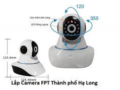 Lắp Camera FPT Thành phố Hạ Long