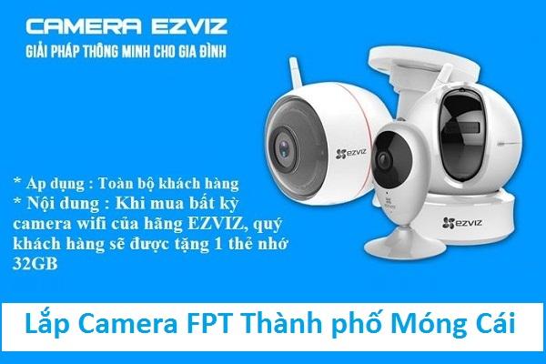 Lắp Camera FPT Thành phố Móng Cái