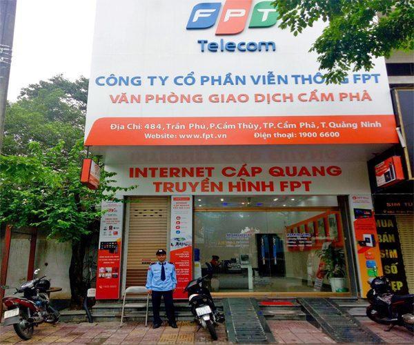 Lắp internet FPT Thành Phố Cẩm Phả
