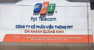 Lắp internet FPT Thành phố Hạ Long