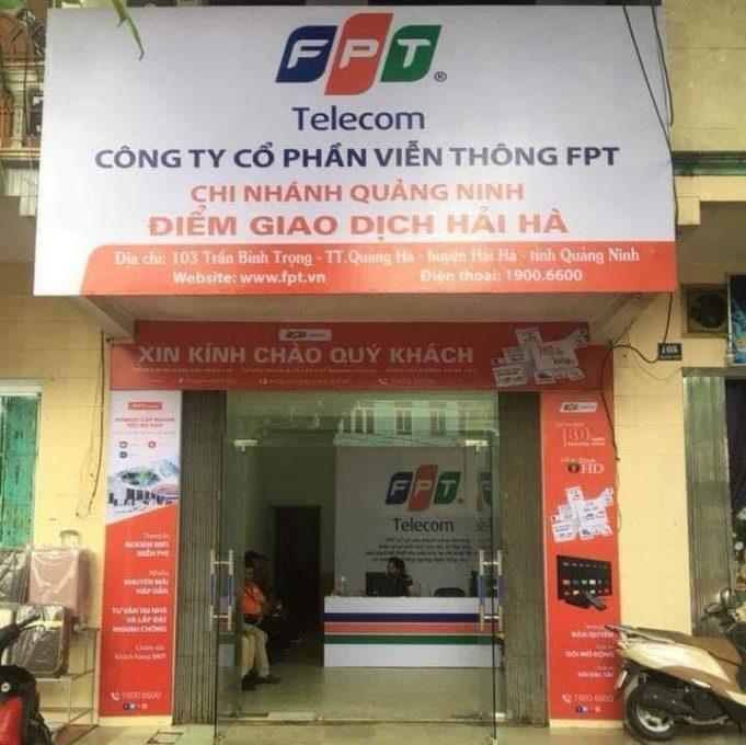 Lắp internet FPT Huyện Hải Hà